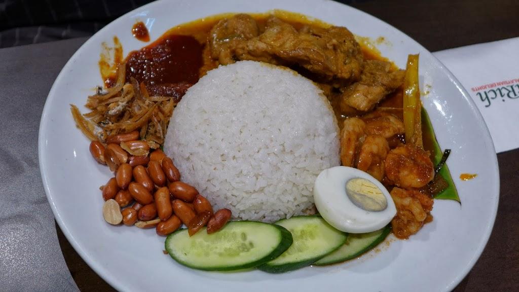 papparich chatswood malaysian restaurant nasi lemak