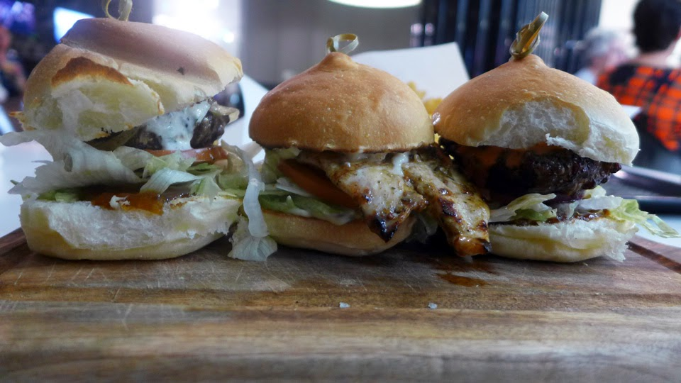 ribs and burgers pyrmont sliders