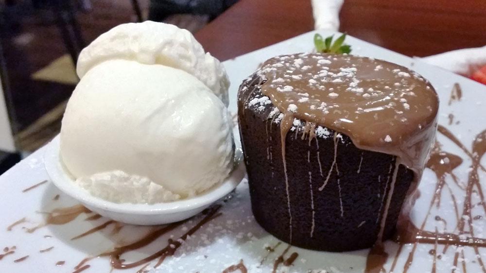 Chocolate Del Mondo Burwood - chocolate souffle