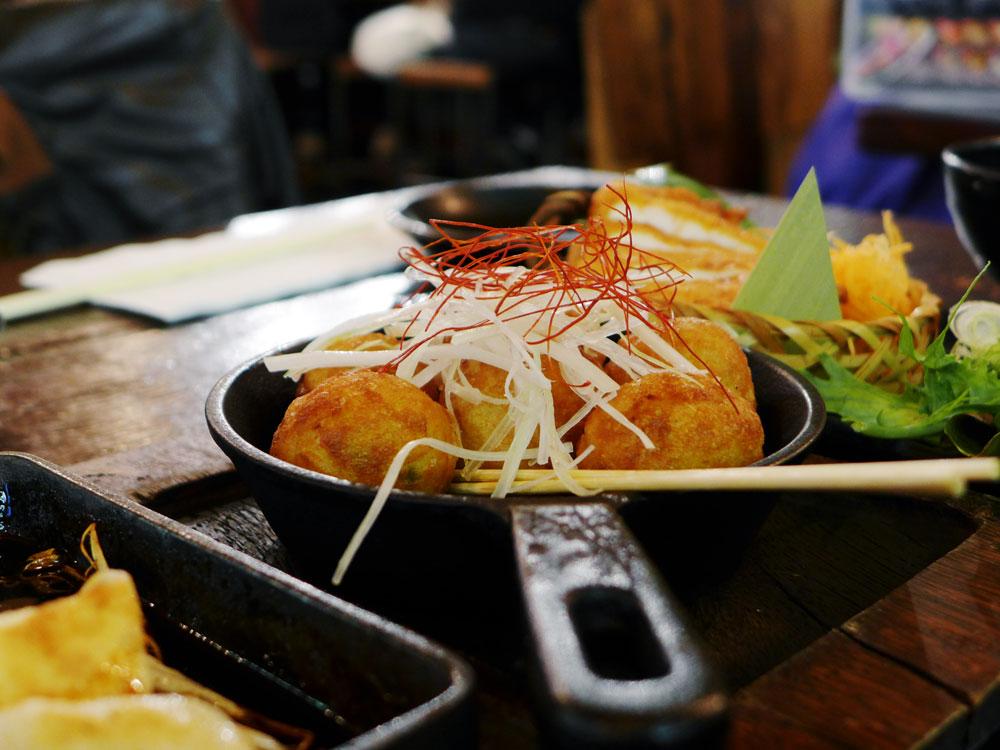 Yebisu Izakaya takoyaki