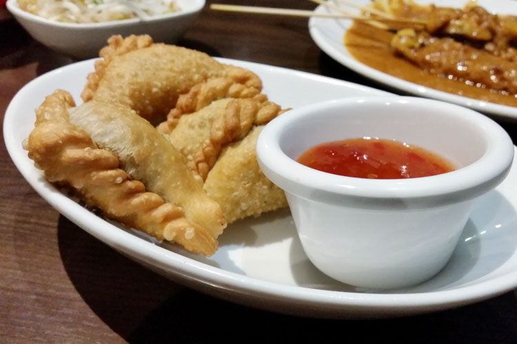 David's Kitchen - curry puff