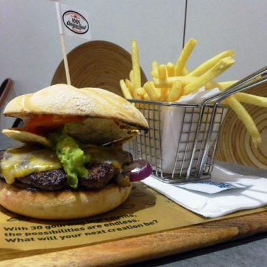 mcdonalds create your taste maccas chipotle burger