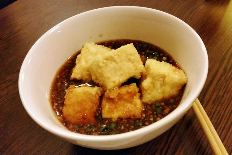 three brothers agedashi tofu