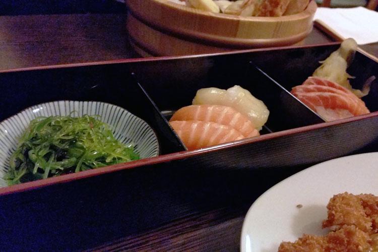 three brothers chicken katsu eki bento