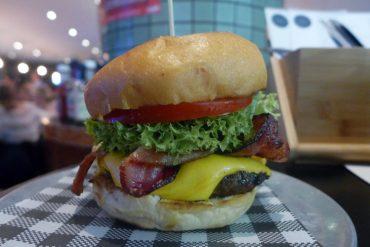bar luca sydney wagyu beef burger