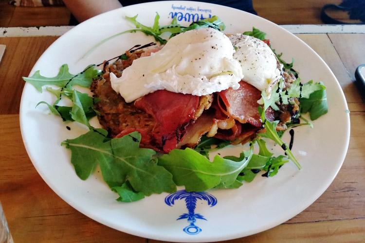 haven cafe sydney potato latkes