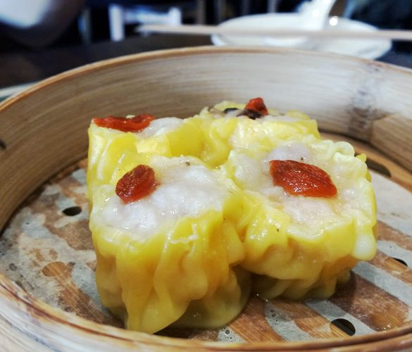 tim ho wan burwood Pork Dumpling with Shrimp