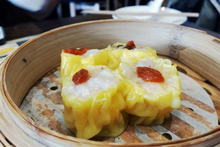 tim ho wan burwood Pork Dumpling with Shrimp