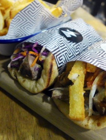 zeus greek street food gyro dulwich hill inner west sydney Uncle Tzimmy the zeus