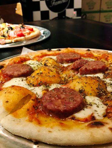 fratelli famous pizzeria world square george street sydney cbd nsw great balls of fire